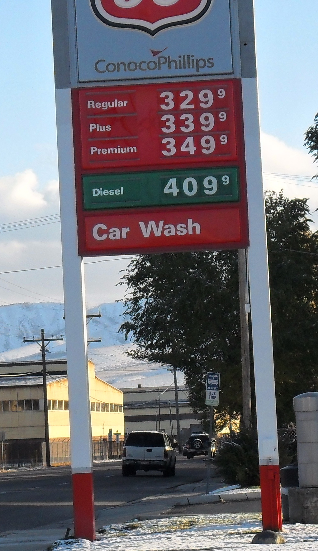 Diesel Gas Near Me >> Occupy America Gasoline Vs Diesel Prices East Idaho Gas Prices