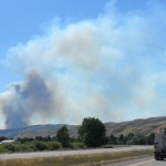 Racing to Pocatello Charlotte Fire.