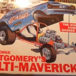 AMT-ERTL & Hobby Heaven reissued the early 1970s MPC Multi-Maverick kit.  They even reissued the original confusing instructions.