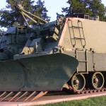 M1 Grizzly Combat Mobility Vehicle.  The CMV program was cancelled in 2001.
