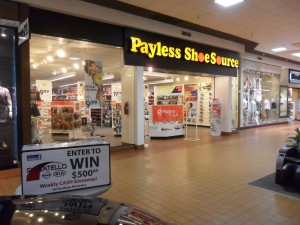 Payless in struggling Pine Ridge Mall, employees swear they've been told no shutdown for them