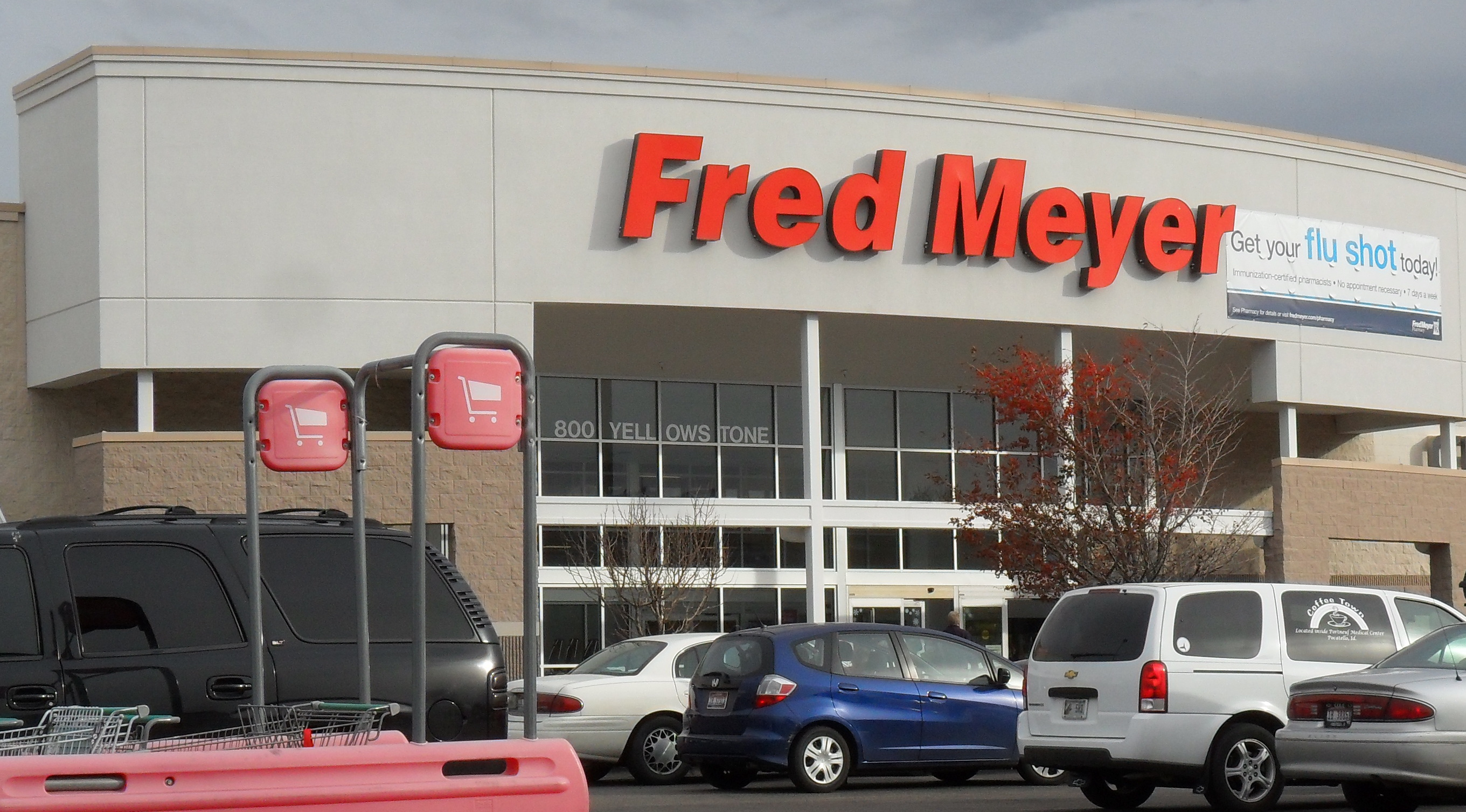 Kroger owned Fred Meyer | Blind Bat News