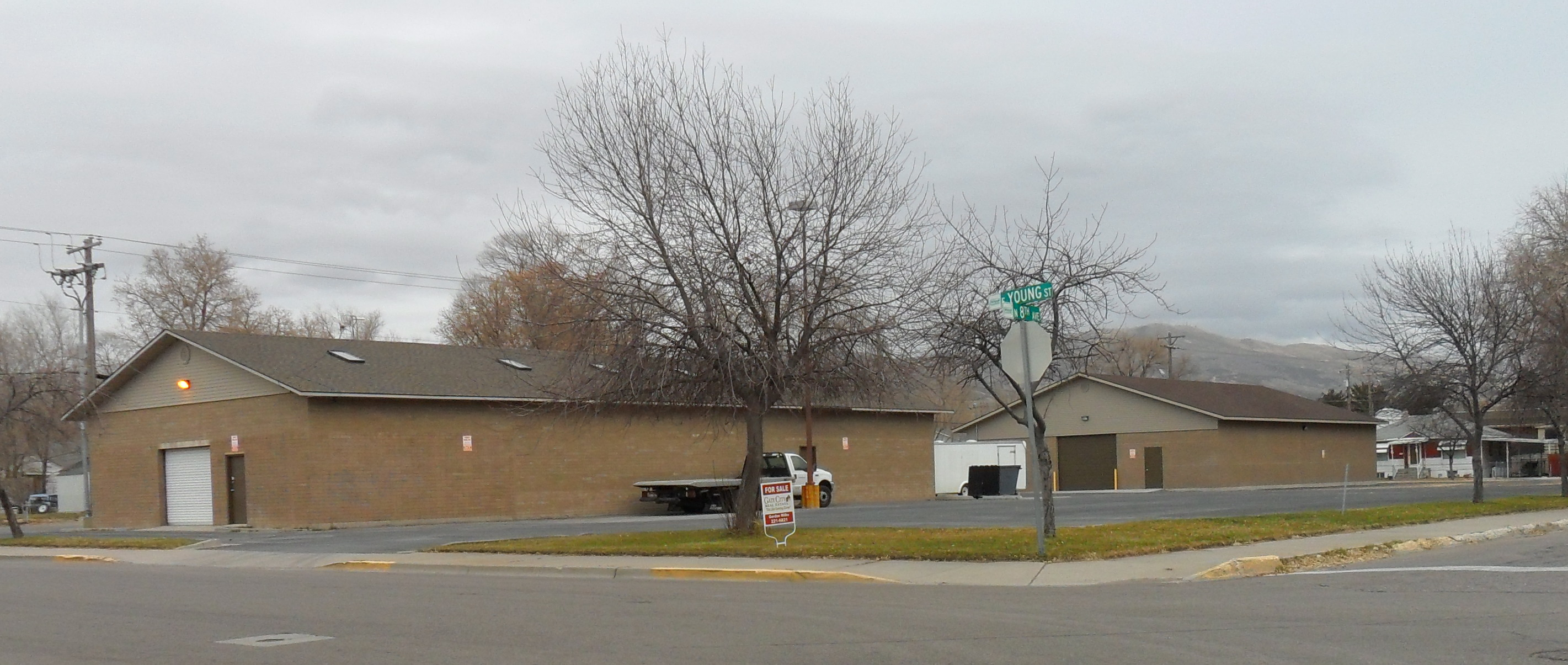Also In Pocatello The Property That Acted As Construction Storage For Sunbelt Broadcasting A Previous Owner Of Nbc Affiliate Kpvi Channel 6 Was Abandoned